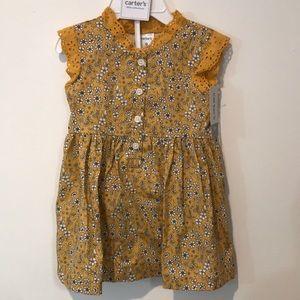 Carters infant dress